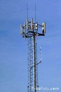 Mobile Phone Mast Pictures  Free Use Image  04
