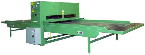 Roller Press Flatbed Die Cutters  Die Cutters, Inc