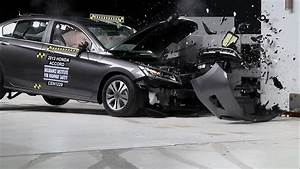 2013 Honda Accord - Crash Test
