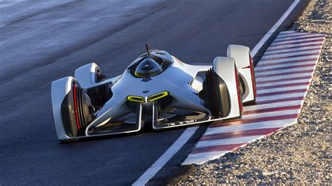 chevrolet chaparral  vgt concept top speed