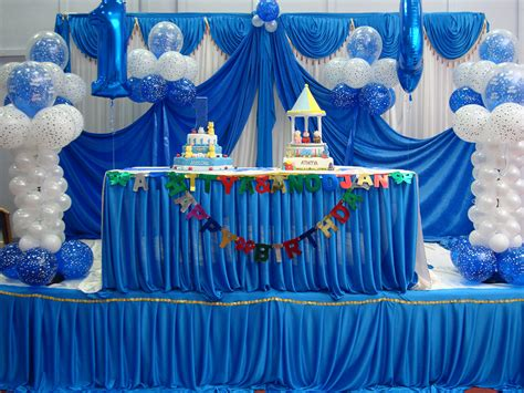 Decorating Ideas Birthday by Birthday Decoration Chikoo S Events