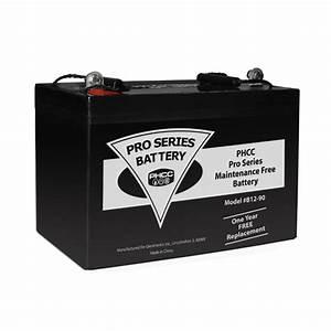 Maintenance Free Agm Standby Battery