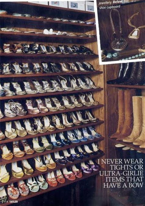 malka in the closet custom shoe storage ideas