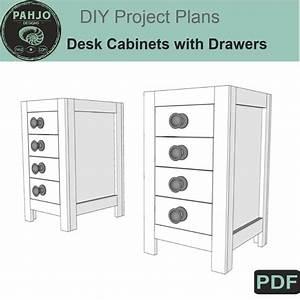 Desk Base Cabinet Diy Plans