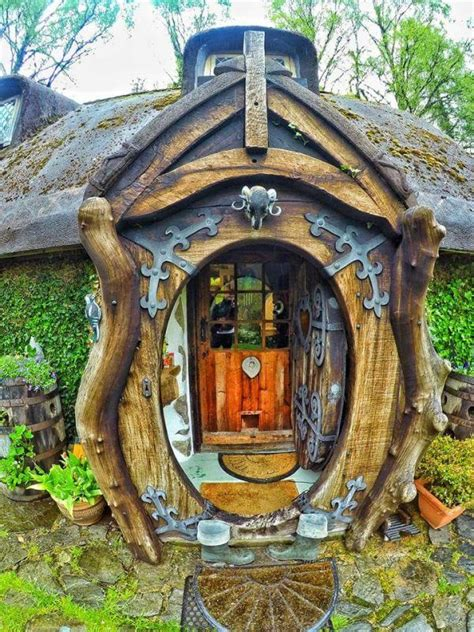 A Gorgeous Real World Hobbit House In Scotland a gorgeous real world hobbit house in scotland cool