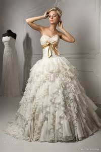 couture bridesmaid dresses capelli couture 2013 wedding dresses wedding inspirasi