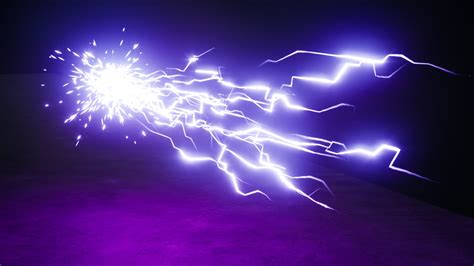 Electric Magic Spells Niagara Effects in Visual Effects ...