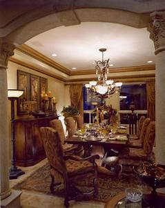 Adorable, 40, Mediterranean, Dining, Room, Design, Ideas, For