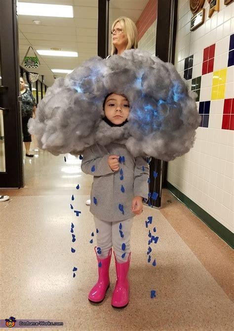 diy thunderstorm costume  kids