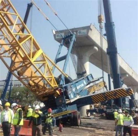 Lattice Crane Tips in Mexico - Crane Accidents
