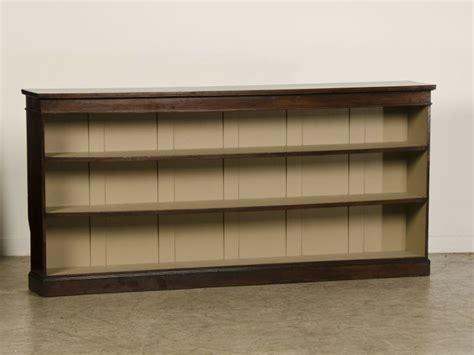 3 Foot Wide Bookshelf by Black 2 Shelf Cubby Bookshelf And Storage Bookcase Book