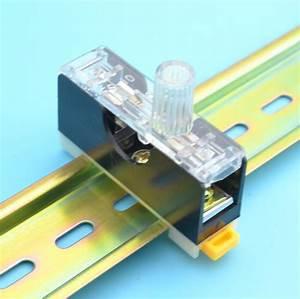 Glas Box Fuse Holders : 2pcs 35mm din rail 6x30mm glass fuse holder single guide ~ A.2002-acura-tl-radio.info Haus und Dekorationen