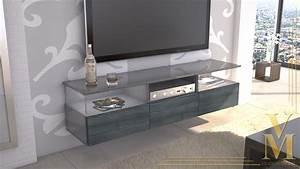 Lowboard Hängend Grau : tv lowboard h ngend grau interessante ideen f r die gestaltung eines raumes in ~ Sanjose-hotels-ca.com Haus und Dekorationen