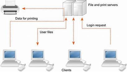 Networking Server Client Network Computer Computing Essentials
