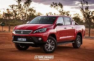 Peugeot Pick Up 2018 : ser as la futura pick up de peugeot mega autos ~ New.letsfixerimages.club Revue des Voitures