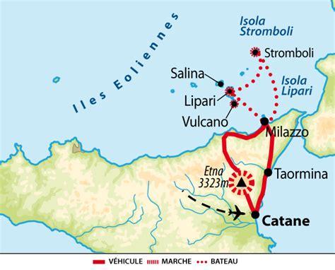 chambre hotel 4 personnes voyage trek et randonnée sicile etna et îles éoliennes