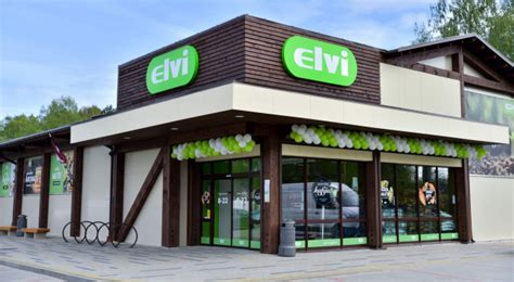 Atvērts jauns veikals Elvi Kalngalē   Elvi