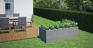Hochbeet ganz einfach selber bauen obi gartenplaner for Garten planen mit sichtschutzrollo für balkon