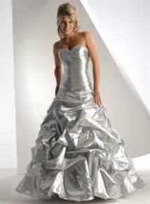 silver bridesmaid dresses my wedding silver wedding dress