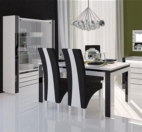 chaise noir et blanc chaise salle a manger noir et blanc id 233 es de d 233 coration int 233 rieure decor