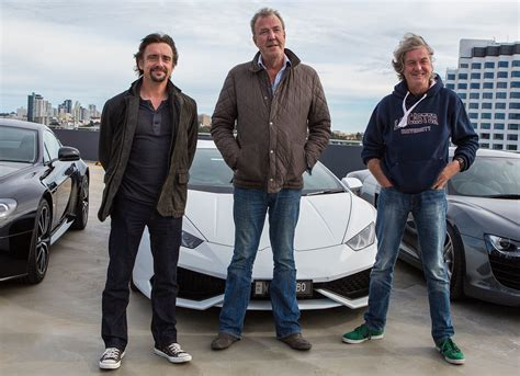 'top Gear' Host Eddie Jordan Has Some Strong Words For