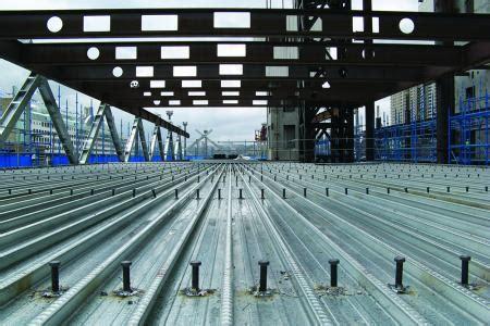 lysaght bondek formwork structural decking composite