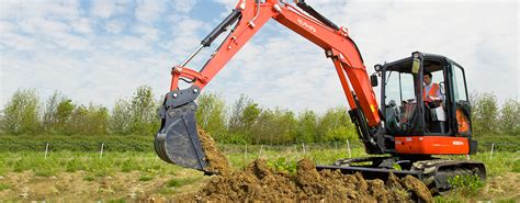 construction machinery products kubota global site