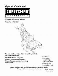 30 Craftsman Lt 1500 Parts Diagram