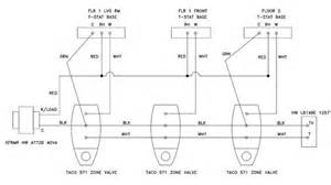 boiler zone valve wiring diagrams boiler image similiar 4 wire zone valve taco keywords on boiler zone valve wiring diagrams