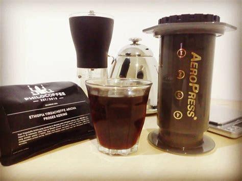 coffee aeropress