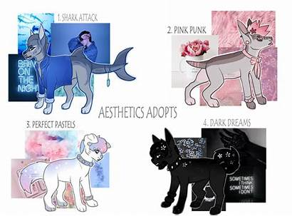 Aesthetic Canine Adopts Auction Closed Deviantart