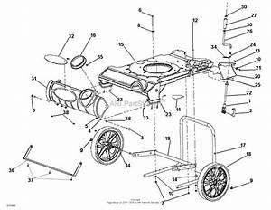 Dr Power Walk Behind Wll Ser  Wll0000001 Parts Diagram For