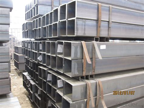 square hollow hot rolled steel section real time quotes  sale prices okordercom