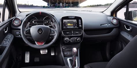 renault symbol 2016 interior 2017 renault clio rs and gt line unveiled
