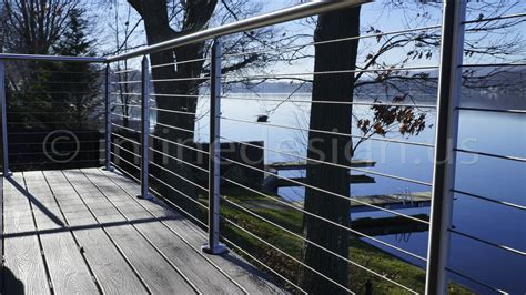 stainless steel banister stainless steel railing of cable glass bar handrail