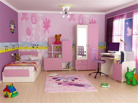 Schöne Kinderzimmer Ideen Rosa Farben Mit Moderne Einrichtung