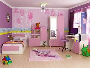 Farben Für Kinderzimmer : sch ne kinderzimmer ideen rosa farben mit moderne einrichtung ~ Frokenaadalensverden.com Haus und Dekorationen