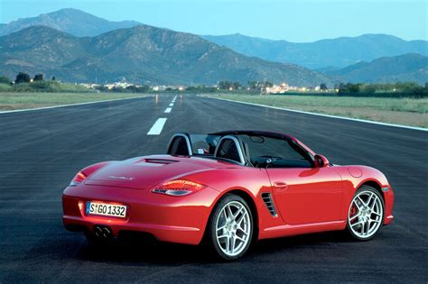 2010 Boxter S by Porsche Boxster S 2010 Cartype