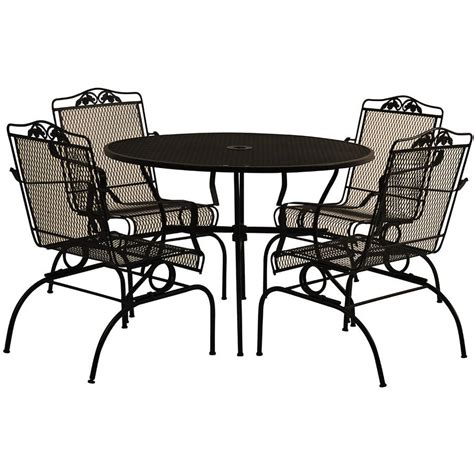 outdoor table and chairs set furniture mainstays outdoor rocking chair multiple colors