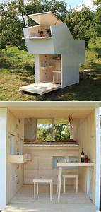 Tiny House Germany : 20 tiny homes that make the most of a little space bored panda ~ Watch28wear.com Haus und Dekorationen