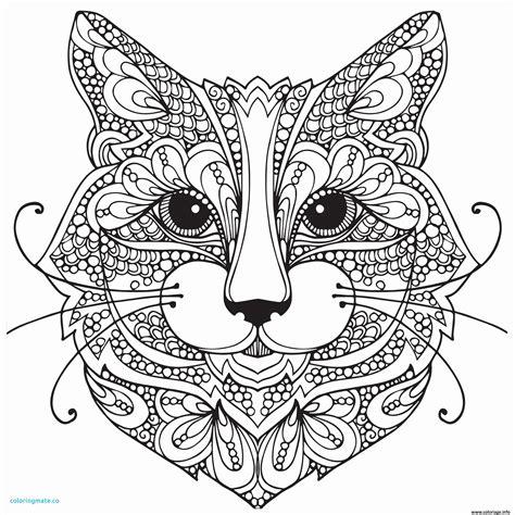 Coloriage Gratuit à Imprimer Mandala Animaux  Laborde Yves
