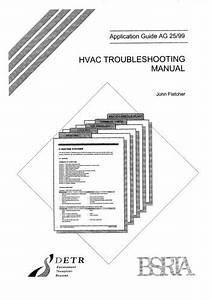 Hvac Troubleshooting Manual