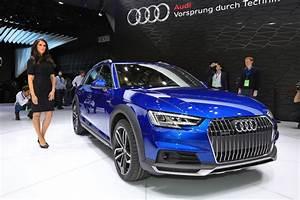 Prix Audi S5 : audi a4 allroad quattro 2016 premi res photos officielles detroit l 39 argus ~ Medecine-chirurgie-esthetiques.com Avis de Voitures