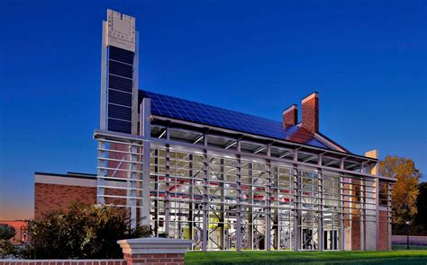 chemical engineering technology building  austin peay