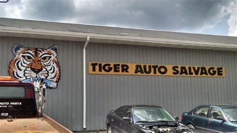 tiger auto services junkyards   salvage yards