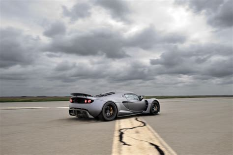 Hennessey Sets New Speed Record, Claims Venom Gt Faster