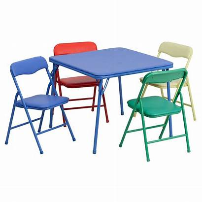 Chairs Table Folding Metal