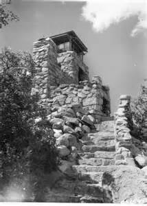 Forest Service Fire Lookout Tower