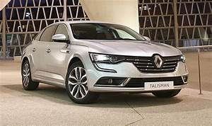 Renault Talisman Pricing Leaked Latest Photos Show