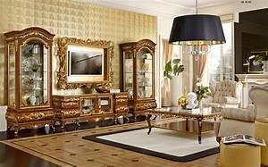 Moderne Barock Möbel : wohnzimmer modern barock home design und m bel interieur inspiration ~ Sanjose-hotels-ca.com Haus und Dekorationen